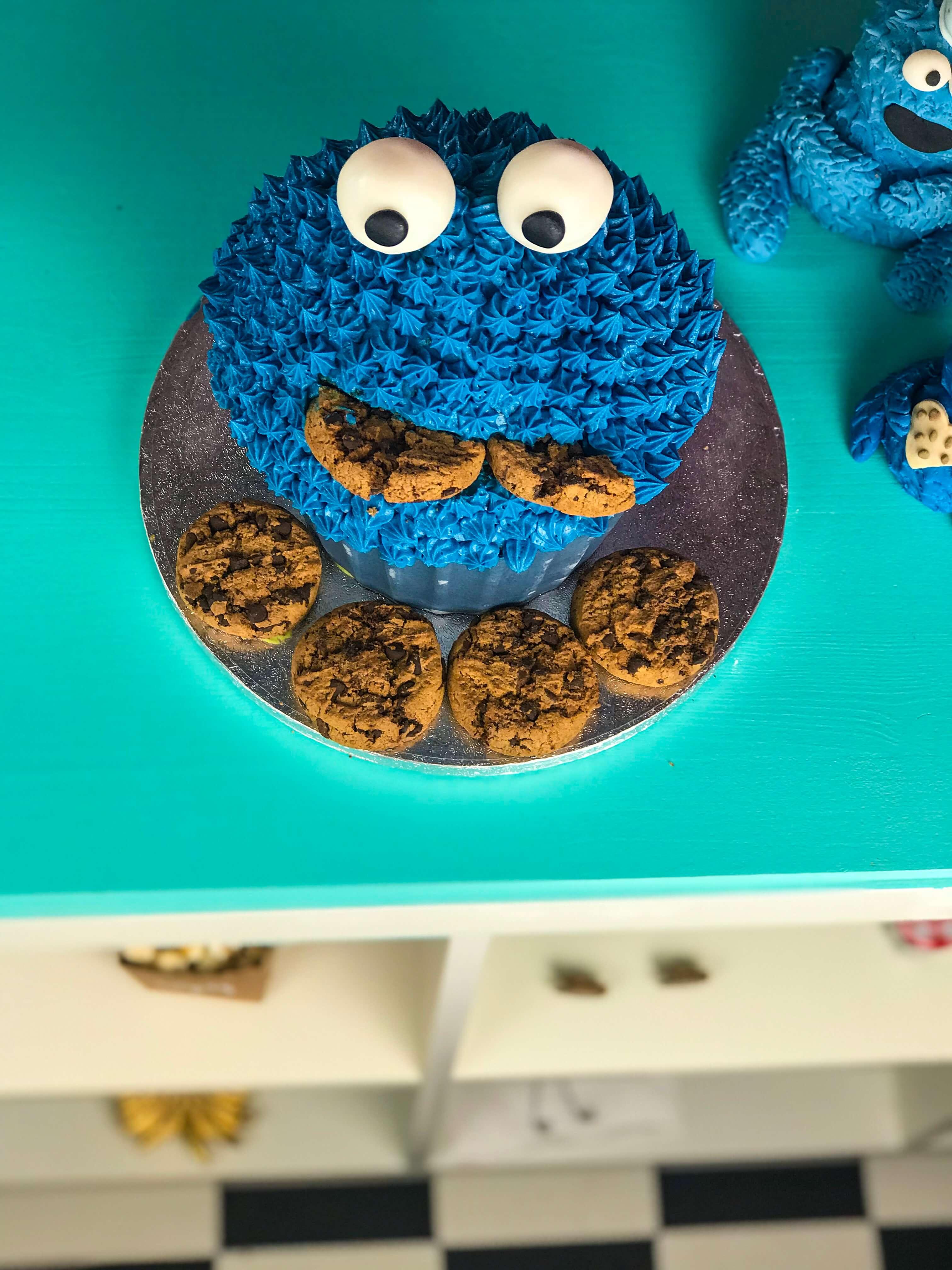 Krumelmonster Kuchen Evelyn Im Tortenland